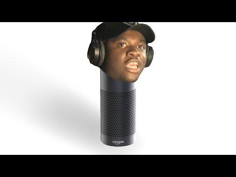 Amazon Echo: Big Shaq Voice DLC