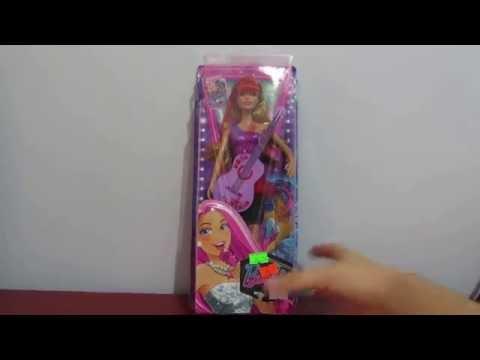Barbie Prenses Rock Star ( Raina ) - Tanıtım