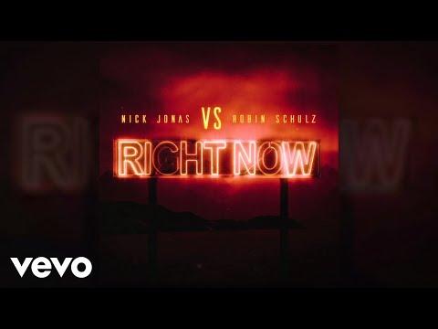Nick Jonas, Robin Schulz - Right Now (Audio)