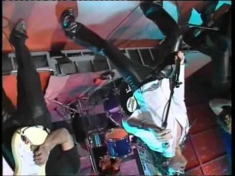 Saratoga Maldito corazon live DVD