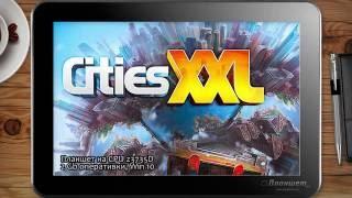 ИГРЫ НА WINDOWS ПЛАНШЕТЕ / Cities XXL / on tablet pc game playing test gameplay