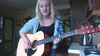 Where It's At - Dustin Lynch - Acoustic Female Cover - Rebbekah Lawes