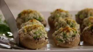 Appetizer Recipes - How To Make Stuffed Mushrooms
