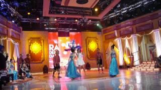 "Behind The Scene perform ""Pengen Kawin"" - Ratu Dendang Dangdut"