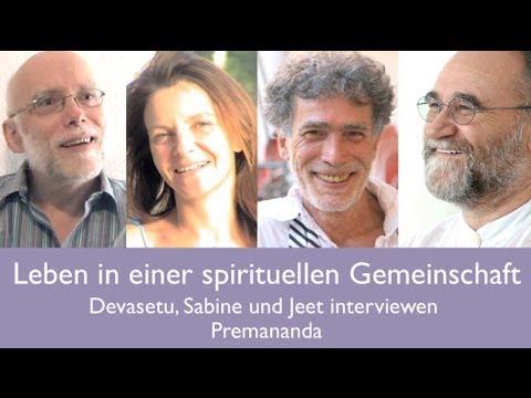 Leben in einer spirituellen Gemeinschaft • Interview mit John David Satsang