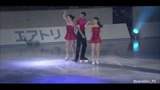 Stars on Ice/A. Zagitova, E Medvedeva, Tuktamysheva..After GALA/ Japan/31.03.2109