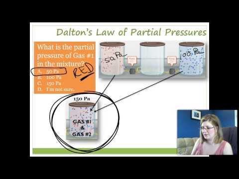 Lesson 1.12, Dalton's Law