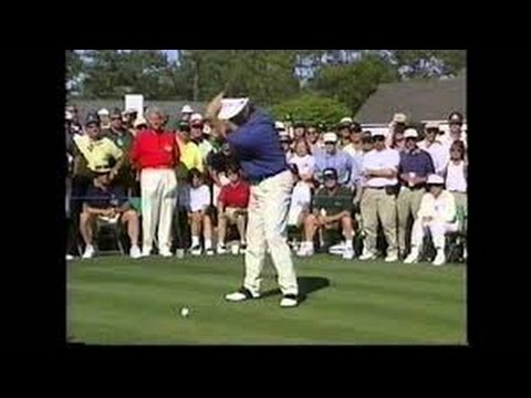 Fred Couples Golf Swing Compilation - YouTube