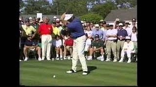 Fred Couples Golf Swing Compilation