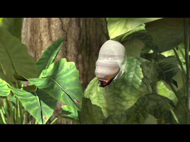 Johnson Lifts Jungle 3D Animation ADS