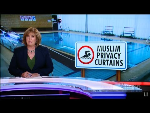 ACA. Move Aside Aussies, Muslim Privacy Pool Curtains.(Cumberland)(Sydney)