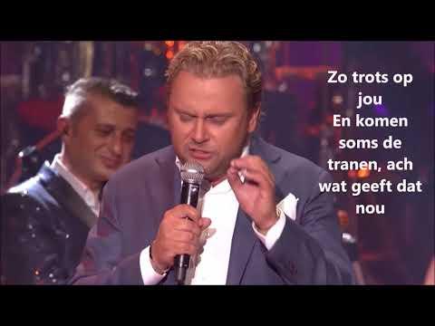 Wesly Bronkhorst - Trots op jou (lyrics)