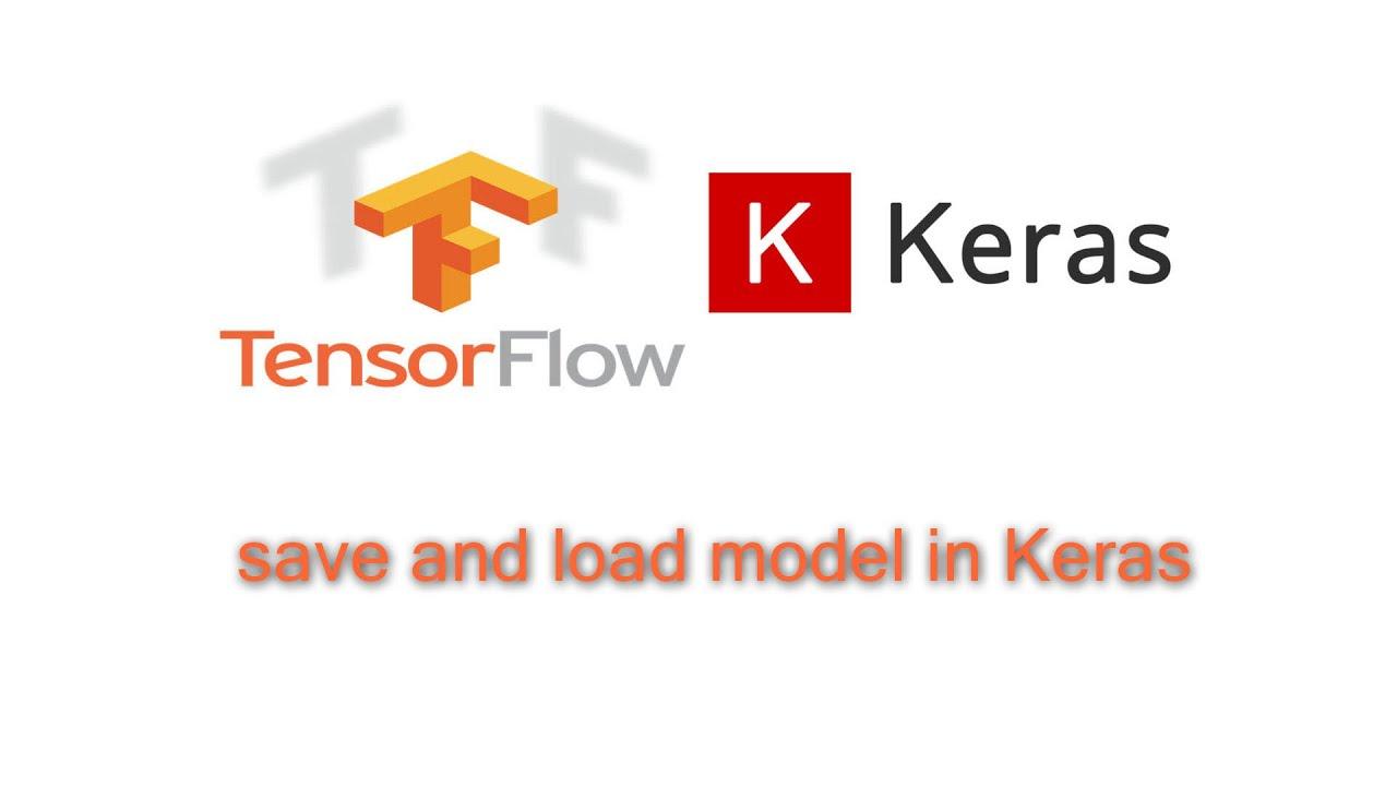 2 5 สอนพื้นฐาน Keras ด้วย tensorflow backend (save and load model) ภาษาไทย
