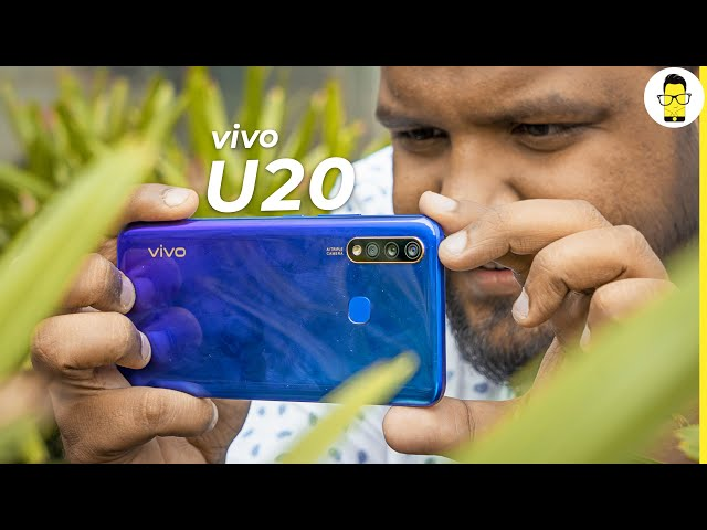 vivo U20 cameras tested: 5 reasons why you should be excited