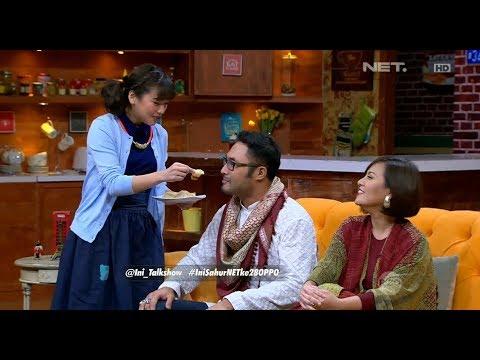 The Best Of Ini Talkshow - Haruka Masak Cireng Mau Suapin Surya Saputra