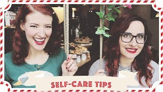 Our Self-Care For Physical Disabilities and Mental Health // Vlogmas Day 12 [CC]