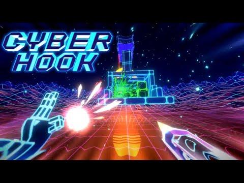 Cyber Hook PC Launch Trailer