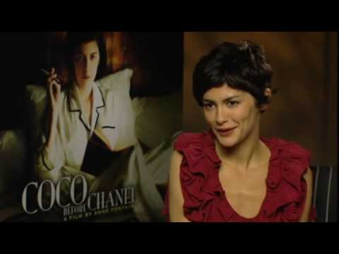 Audrey Tautou stars in Coco Before Chanel