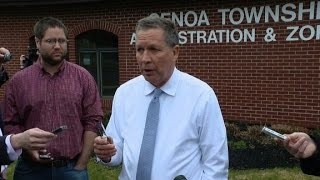 John Kasich: I will not take the low road