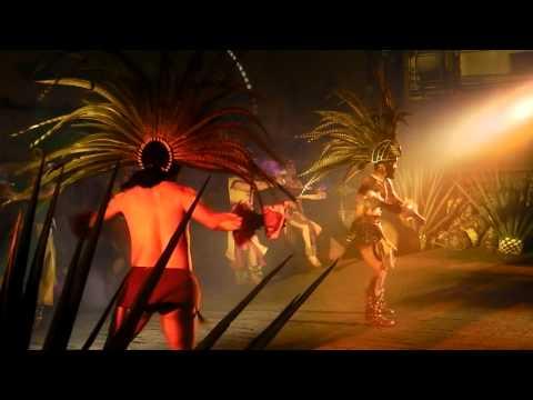 Música y Danza Prehispánica