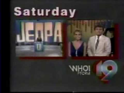 WHOI-TV promos from 1988