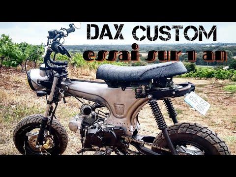 DAX SKYTEAM, avis et custom