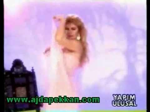 Ajda Pekkan - Sarıl Bana (1993) HQ