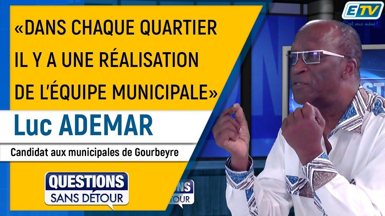 Questions Sans Détour avec Luc ADEMAR