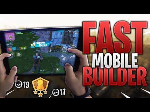 PRO FORTNITE MOBILE PLAYER // 510+ Wins // Fortnite Mobile ...