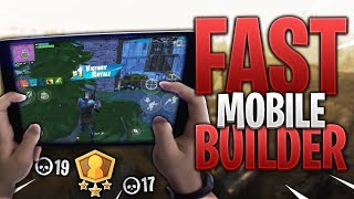 PRO FORTNITE MOBILE PLAYER // 510+ Wins // Fortnite Mobile Gameplay Tips & Tricks
