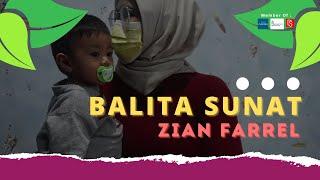 Sunat Balita, Ananda Zian Farrel Bagaskara    Metode Klamp   SUNAT 123