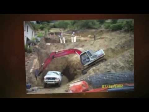 Erosion Control Company Near Bay Area  (925) 202-2999  Hillside Specialist Excavating
