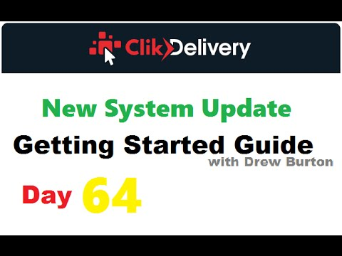 ClikDelivery review Day 64 2016 Click Delivery calculator with Drew Burton