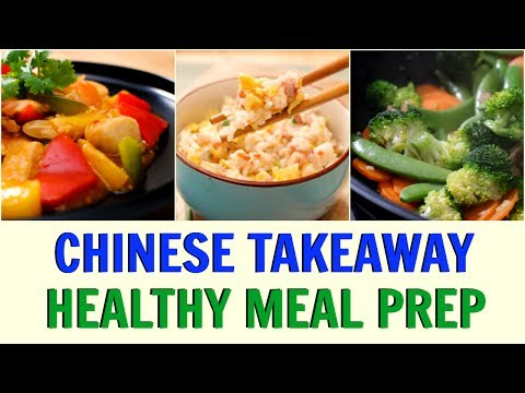 Healthy Chinese Takeaway - Sweet & Sour Chicken, Egg Fried Rice | Joanna Soh
