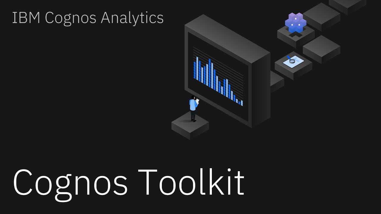 IBM Cognos Toolkit GitHub Integration