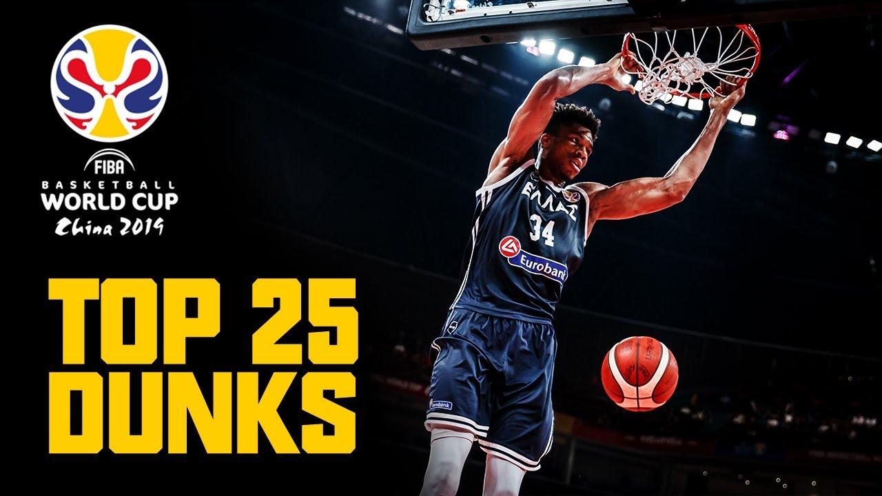 TOP 25 - DUNKS