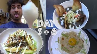 How to Live on $3 A day | Day 5 + 6 |