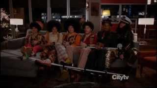 Happy Endings - Marionette Jackson 5