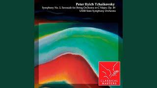 Symphony No. 2 in C minor, Op. 17 (Second Version) : IV Finale, Moderato assai, Allegro vivo