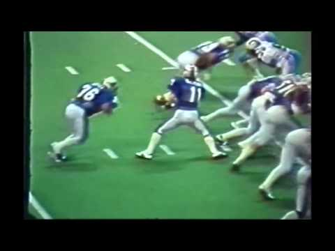 Eric Dickerson SMU Highlights Part 1