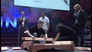 Carpentry Dog House Challenge From 120 Gala