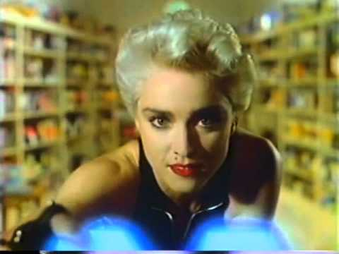 Madonna for Mitsubishi Commercial - True Blue - YouTube
