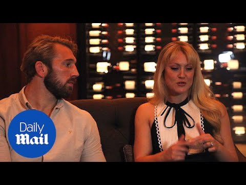 Hes romantic: Camilla Kerslake on fiancé Chris Robshaw  Daily Mail