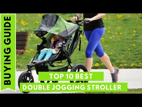 The 8 Best Double Jogging Strollers