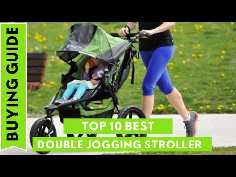 Best Double Jogging Stroller [2020] || Jogging Stroller Review