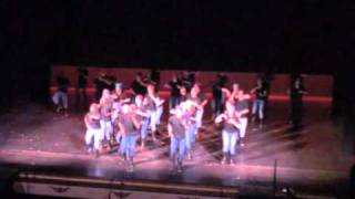 Gumboot - One World 2010 - Lester B Pearson College