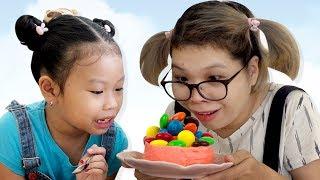 Chiếc Bánh Nhân Kẹo M&M ❤Susi kids TV❤