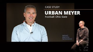 """Urban Meyer Interview: """"I Became The Man I Didn't Want To Be."""" (Case Study)"""
