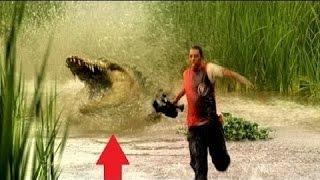 6 لحظات مرعبة تم التقاطها بالكاميرات اثناء رحلات الصيد ... !!