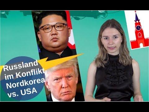 Russland im Konflikt Nordkorea vs. USA
